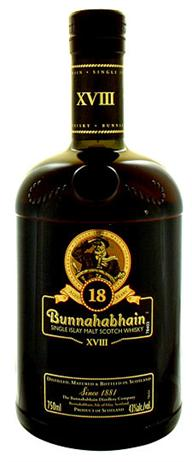 Bunnahabhain Scotch Single Malt 18 Year